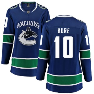 Women's Vancouver Canucks Pavel Bure Fanatics Branded Home Breakaway Jersey - Blue