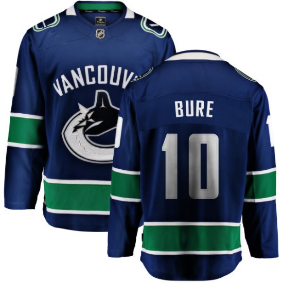 Youth Vancouver Canucks Pavel Bure Fanatics Branded Home Breakaway Jersey - Blue
